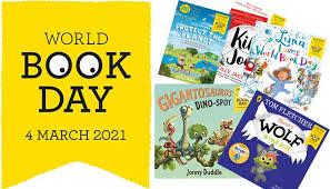 B World Book Day